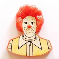 Vintage McDonald's Ronald McDonald Magnet 6cm McDonalds Happy Meal Toy Australia