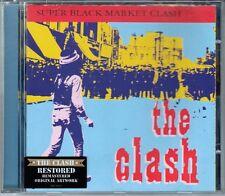 CD ALBUM THE CLASH *SUPER BLACK MARKET CLASH*  (PUNK)