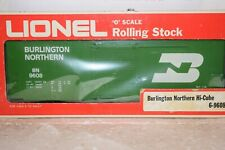 O Scale Trains Lionel Burlington Northern High Cube Box Car 9608