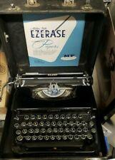 Vintage Blavk L. C. Smith & Corona Silent Typewriter