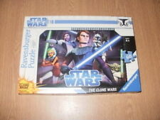 "Star Wars ""The Clone Wars"" 60 piece jigsaw puzzle"