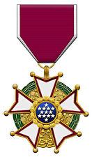 Framed Print - US Legion of Merit Legionnaire Military Medal (Picture Poster)