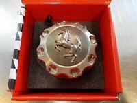 Genuine Ferrari GTC4 Lusso Titanium Oil Cap #70001303