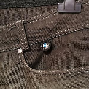 BMW Motorradhose Black Denim, Herren, Schoeller-Keprotec, Größe 50