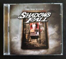 SHADOWS FALL 'The War Within' 2004 CD Album + BONUS SAMPLER DISC