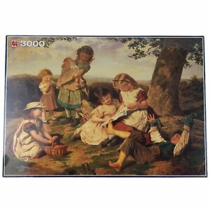 Sophie Anderson The Children's Storybook Jigsaw Puzzle Jumbo 3000 Pc Sealed 1775