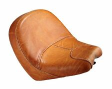 Indian Motorcycle® Scout Leather Reduced Reach Seat - Tan - 2880241-05