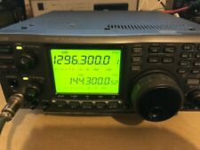 ICOM IC-910HX 1296mhz / 432mhz / 144mhz Original Box , SELL or PX  HF  RADIO