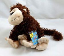 NEW Webkinz Cheeky Monkey stuffted animal UNUSED CODE