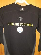 Pittsburgh Steelers ~ Longsleeve T-Shirt ~ Youth Small/NFL Team Apparel