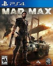 Mad Max - Sony Playstation 4 Game - Complete