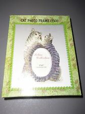 "Popular Import Photo Frame -- NEW -- 2"" x 3"" Cat Photo Frame"