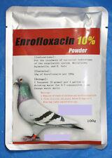 Enro 10% Powder for Birds