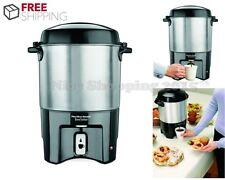 Coffee Urn Dispenser 40 Cup Commercial Percolator Party Brew Cocoa Tea Warmer