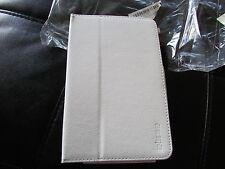 "Elsse ASUS MeMOPad HD7 (me173x) 7"" Tablet Folio Stand Book Cover Case WHITE"