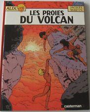 ALIX LES PROIES DU VOLCAN 1985 ETAT NEUF EDITION BELGE