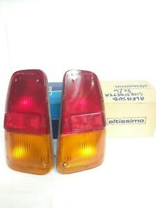 Lights Alfa Romeo Alfasud Station Wagon Pair ALTISSIMO Rear Complete