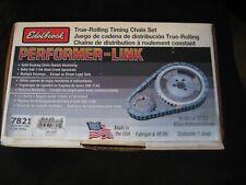 Engine Timing Set-VIN: H Edelbrock 7821 New in Box