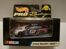 Hot Wheels Pro Racing #12 Mobil 1 Jeremy Mayfield 1998 Ford Taurus 1:64 C34-49
