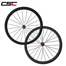 700C carbon bike wheelset 38mm Clincher carbon bicycle wheels Toray T700
