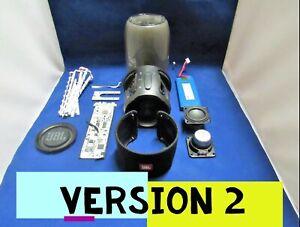 JBL Pulse 3 Replacement Parts Passive Radiator Buttons etc. (Version 2)