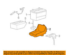 FORD OEM-Battery Tray YF1Z10732AD