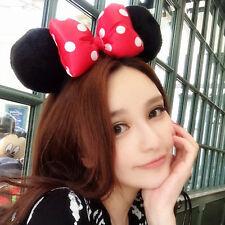 Minnie Mini Mouse Ears Headband Women Girls Mickey Party Hen Night Fancy Dress