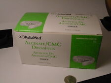 5 pack ReliaMed Alginate CMC Sterile Dressing 12 Inch Ropes NIB