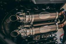 RJWC Can Am Maverick X3 Dual Slip On Exhaust