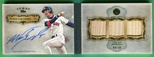 2013 Topps Five Star NOMAR GARCIAPARRA AUTOGRAPH BAT BOOK Red Sox RARE 06/10