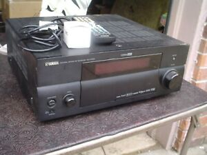 Yamaha RX-V1800 Stereo Receiver for Parts or Repair