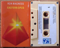 RON MAGNESS - EASTERN OPUS (CLOUD NINE MUSIC) 1988 CASSETTE TAPE RARE SYNTH