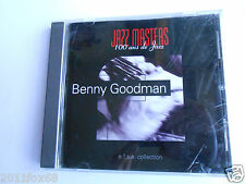 cd jazz blues soul jazz masters 100 ans de jazz benny goodman r&b Raro cd's cds