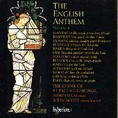 The English Anthem, Vol. 4 : St Paul's Cathedral (CD, Feb-1994, Hyperion)