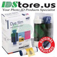 Genuine Magicard MA300YMCKO Full Color Ribbon Enduro, Rio Pro 300 print Original