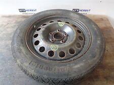 spare wheel BMW X3 E83 17 Zoll Notrad 2.0d 110kW 204D4 M47T2 102295