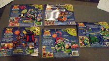 Disney Pixar Toy Story Andy's Room the Lost Episodes buzz zurg weezy lgm woody