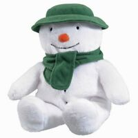 THE SNOWMAN CUDDLY SNOWMAN 15 CM SMALL PLUSH SOFT TOY BRAND NEW CHRISTMAS