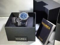 Haurex Italy Women's PN360DNN Monte Carlo black Dial Watch