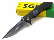 PUMA Alley Cat Drop Point Assisted Opening Knife NEW Fast Shipping