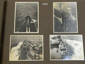 Photoalbum Fotoalbum 20er-50er Jahre Hafen HH KW Dörverden Wanderbund Alb-766