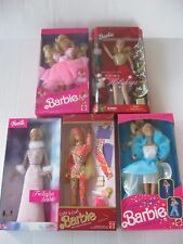 Barbie Home Pretty-Twilight Gala-Evening Sparkle-Cute N' Cool Lot of 5