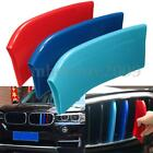 3 M Color Kidney Grill Grille Decal Strip Stripe Clip Bars Buckles For BMW X5 X6