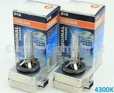 LAMPADINE LAMPADE ORIGINALI OSRAM 2 x D1S CBI XENARC 4300K 66144 XENON HDI