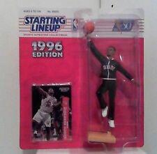 Alonzo Mourning Miami Heat Staring Lineup NBA Action Figure NIB Kenner NIP 1996