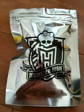 SDCC 2015 Comic Con Exclusive Monster High Earphones in-ear buds Sealed New Rare