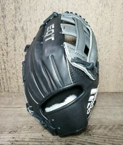 Adidas Baseball Outfielder H-WEB Glove EQT 1275 RHT Right-Hand NEW Leather Black