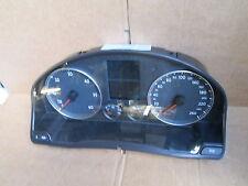 VW GOLF MK5 DASH SPEEDO INSTRUMENTS CLUSTER CLOCKS KMH 1K0920851HXZ02