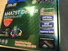 ASUS M4A79T Deluxe, presa AM3, AMD Scheda Madre include AMD Phenom 2 processore