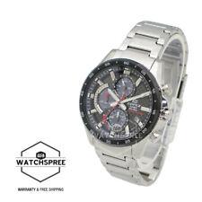 Casio Edifice Solar-Powered Chronograph Watch EQS900DB-1A